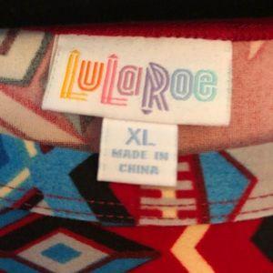 LuLaRoe Dresses - Leggings Material Carly -NWT